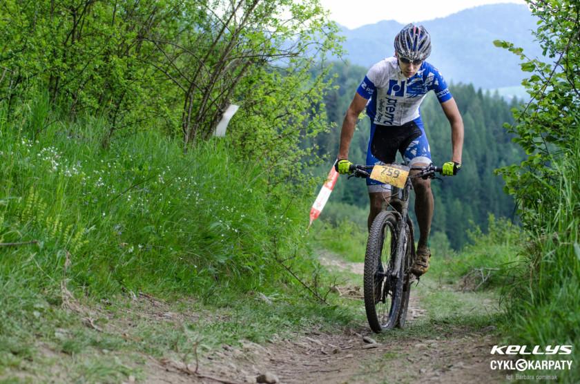 Łukasz Chalastra (Prema Cycling Team) – Kellys Cyklokarpaty, Kluszkowce