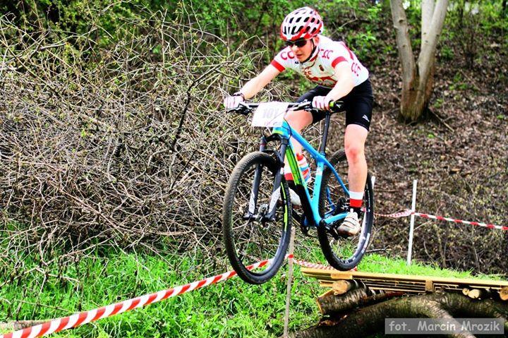 Łukasz Helizanowicz (KCP Elzat Bieniasz Bike) – Puchar Polski XCO, Lublin