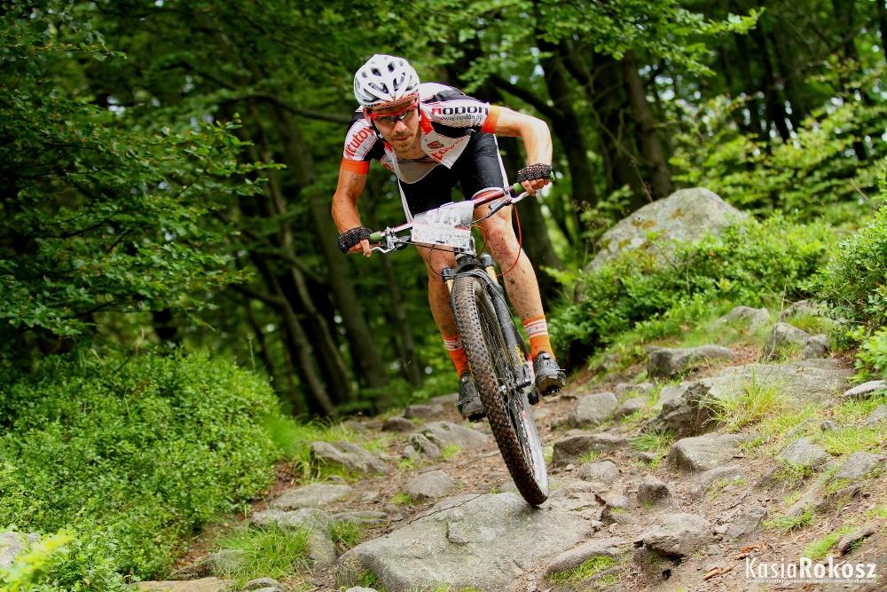 Łukasz Klimaszewski (Mitutoyo AZS Wratislavia) – Bike Maraton, Bielawa