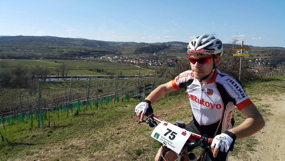 Łukasz Klimaszewski (Mitutoyo AZS Wratislavia) – Kamtpal Klassik Trophy, Austria