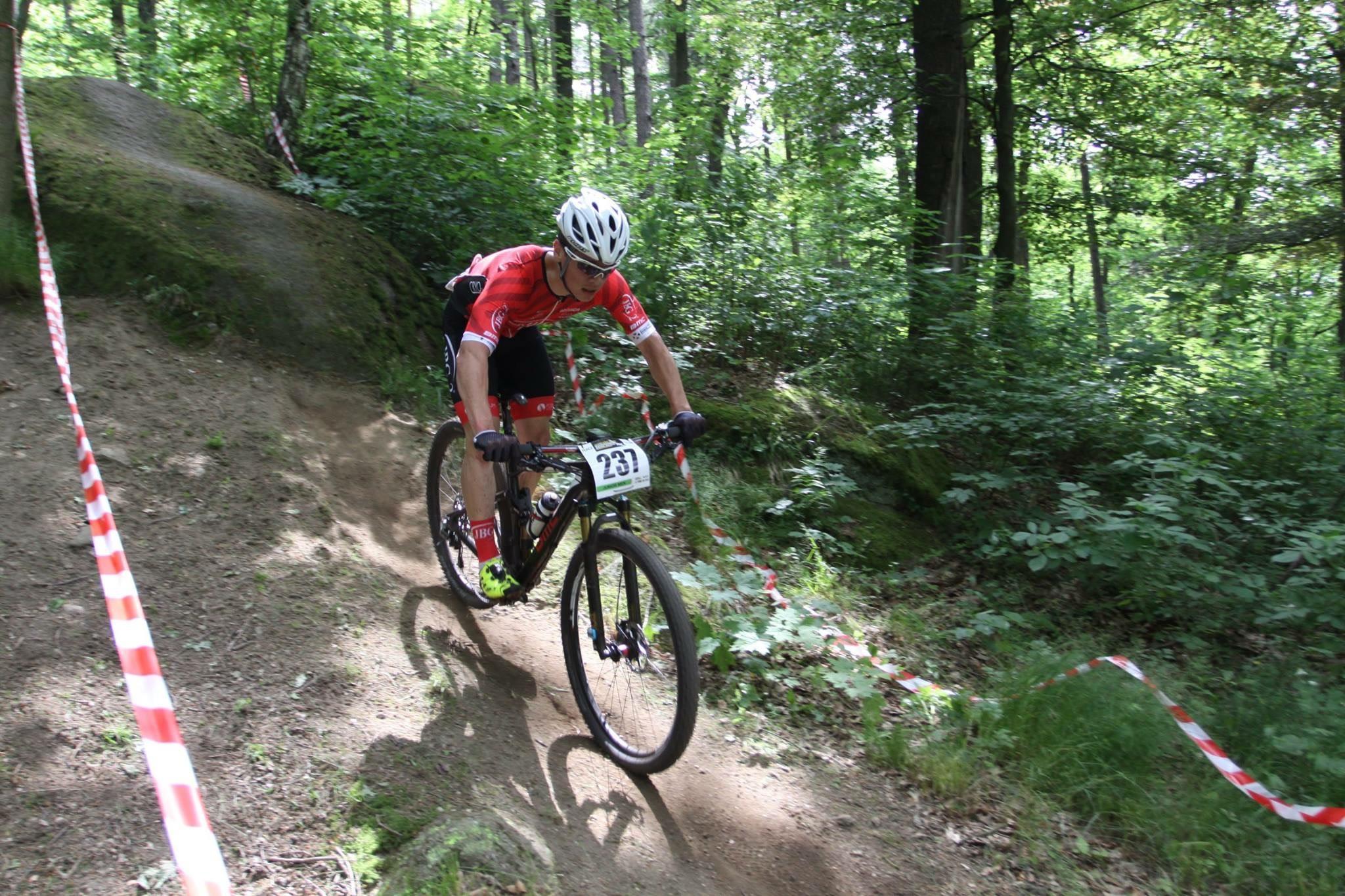 Mateusz Nieboras (JBG-2 Professional MTB Team) – Jelenia Góra Trophy UCI HC, Jelenia Góra