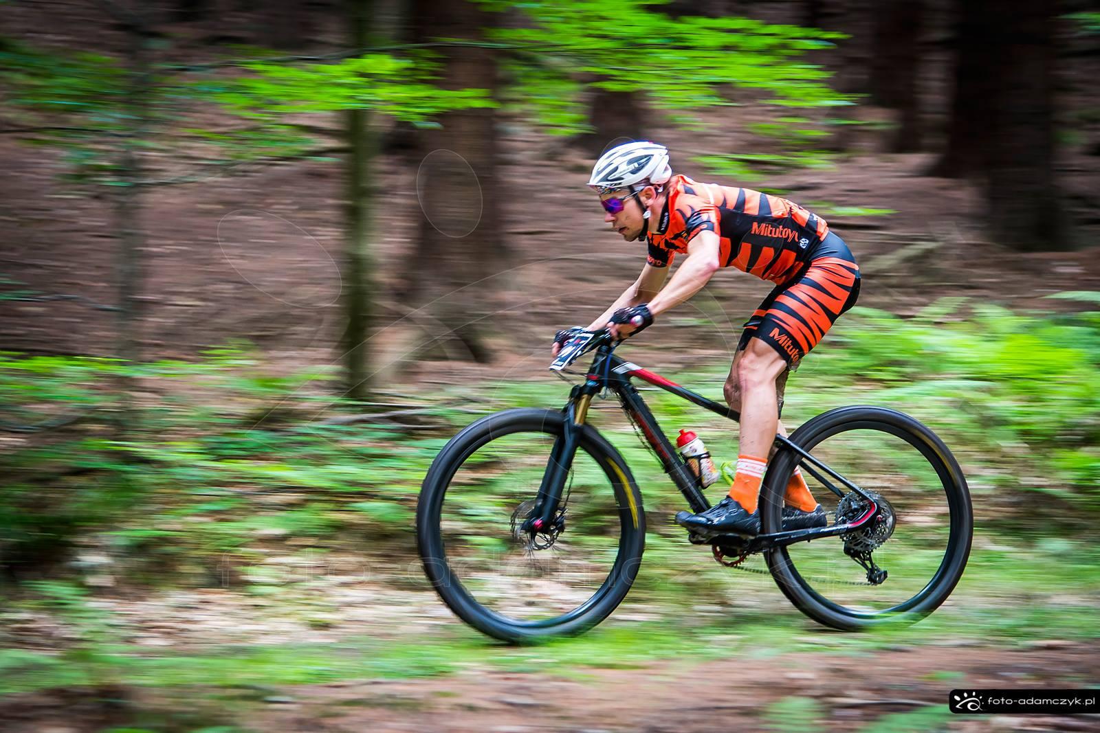 Łukasz Klimaszewski (Mitutoyo AZS Wratislavia) – Extreme MTB Challenge, Głuszyca