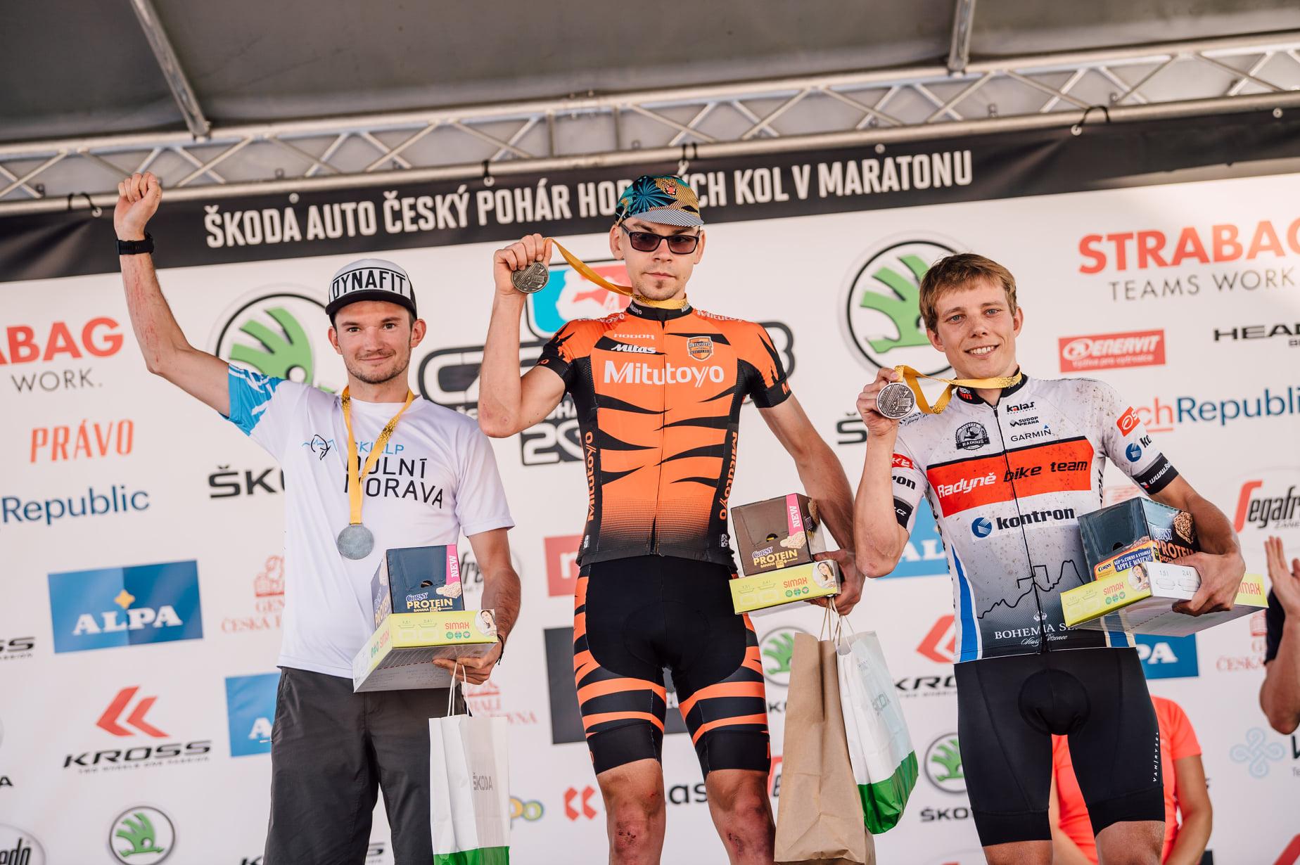 Łukasz Klimaszewski (Mitutoyo AZS Wratislavia Wrocław) – Nova Cup, Czechy