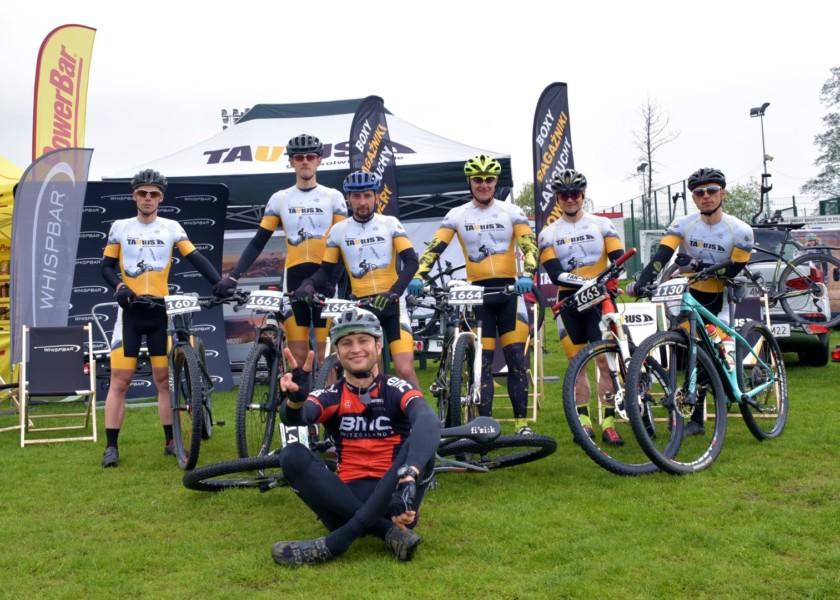 Taurus30 Cycling Team na maratonie w Rybniku