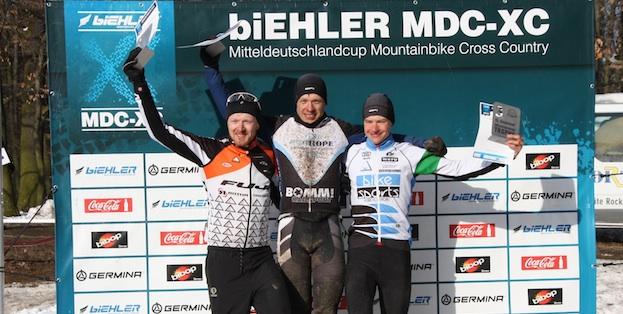 Sebastian Szraucner wygrywa w Goseck