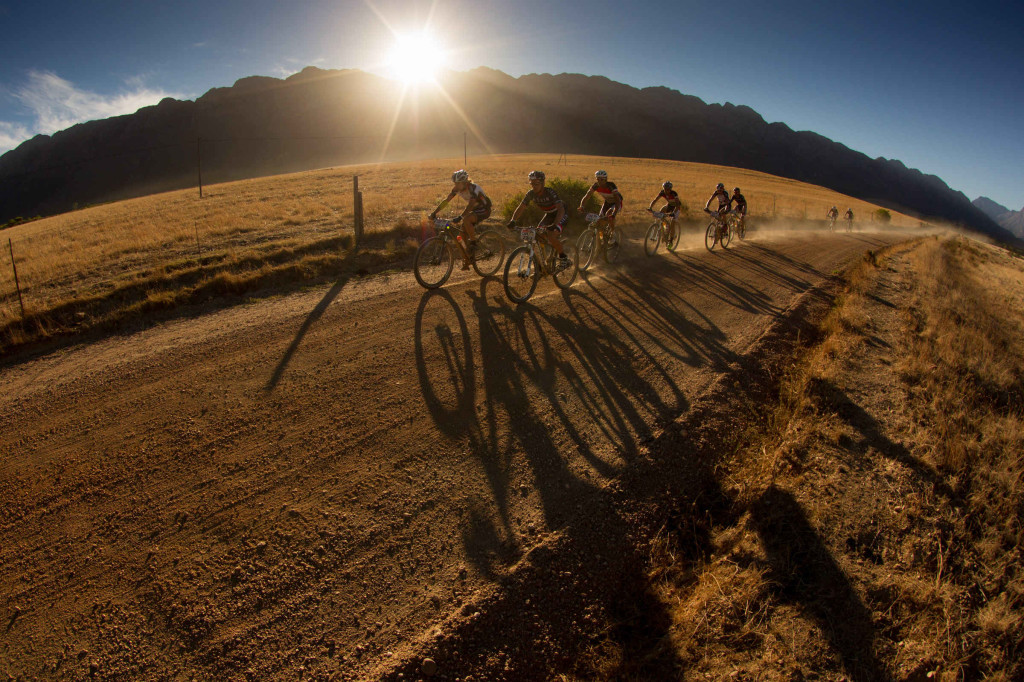 Absa Cape Epic 2013 Stage 3 Tulbagh