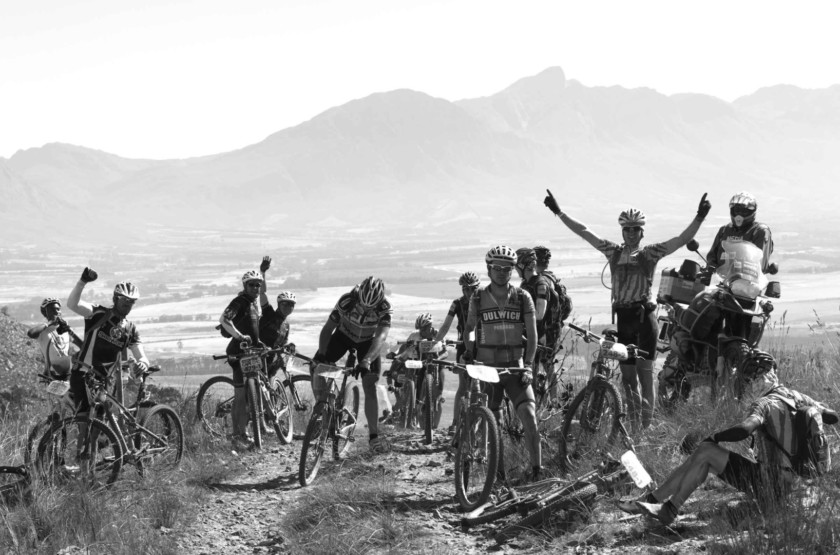 Absa Cape Epic 2013 Stage 4 Tulbagh to Wellington