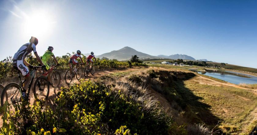 Absa Cape Epic 2013 Stage 5 Wellington