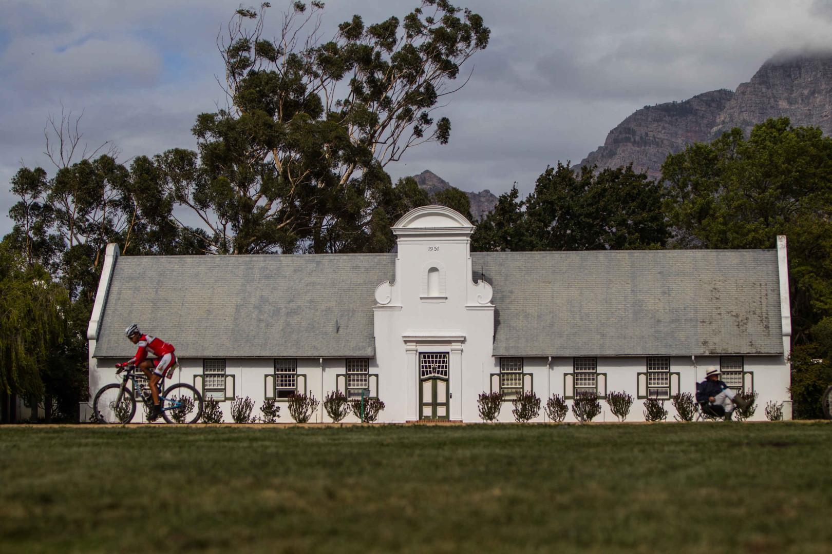 Absa Cape Epic 2013 Stage 6 Wellington to Stellenbosch