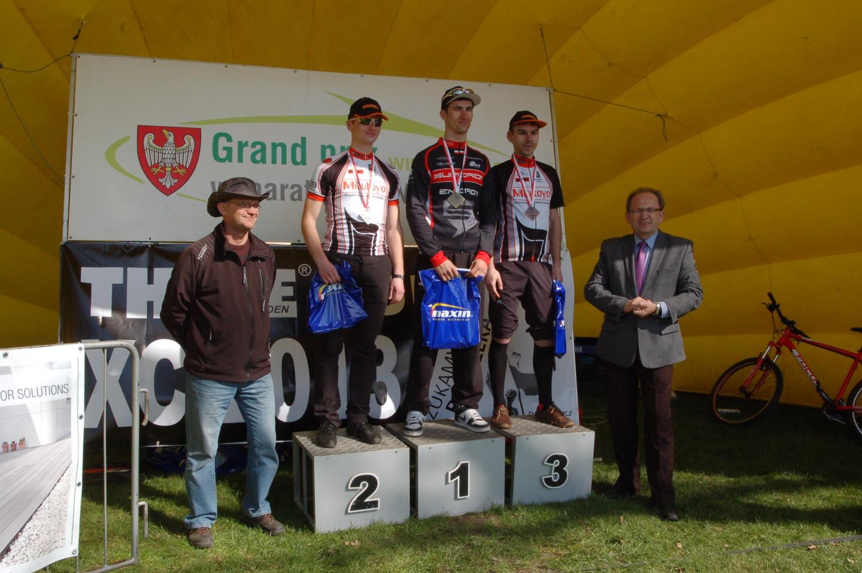 Mitutoyo AZS PWR MTB Team komentuje start w Dolsku
