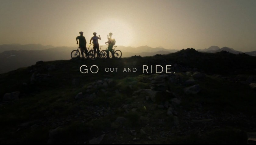 Ride Positive [wideo]