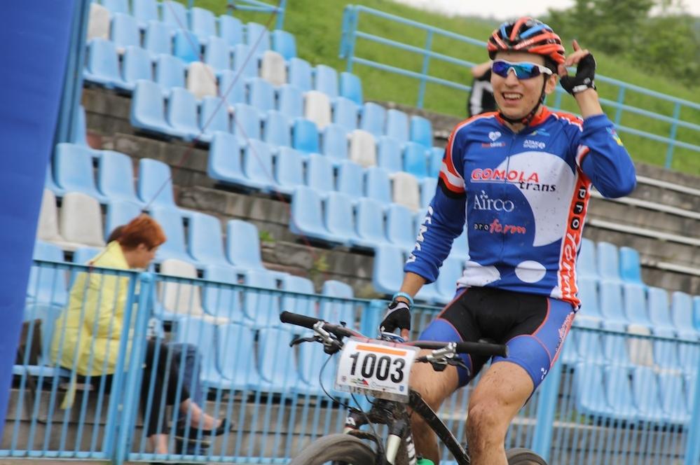 mtb cross maraton michał ficek nowiny swietokrzyska liga rowerowa