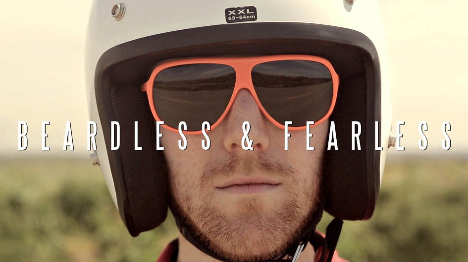 Morgan Taylor – Beardless & Fearless [wideo]
