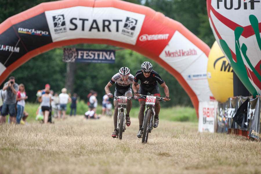 bike maraton bogdan czarnota bartosz janowski wroclaw kross racing team