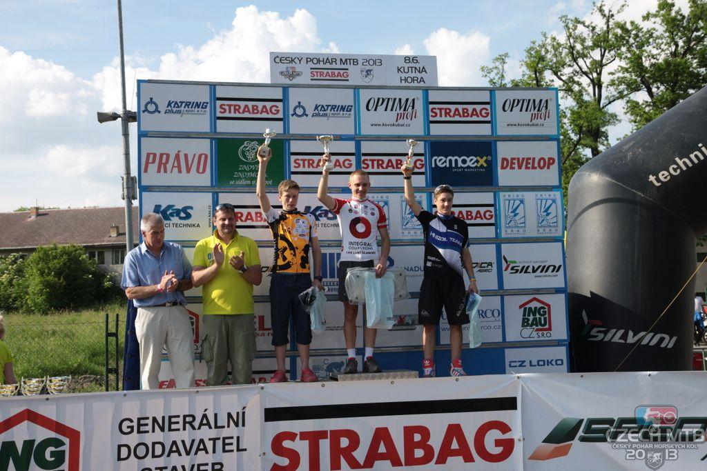 Puchar Czech Kutna Hora Marceli Boguslawski Integral Sollutions MTB Team
