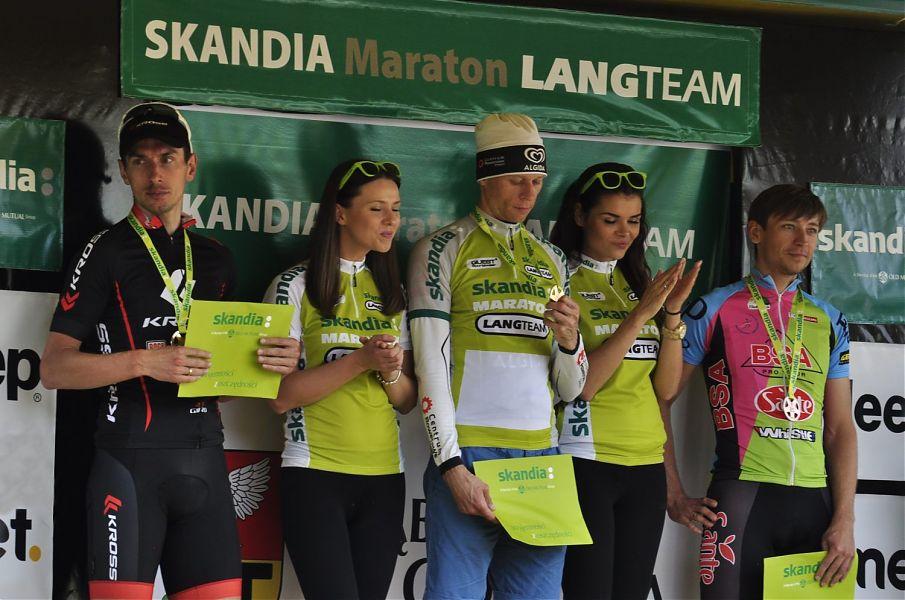 skandia maraton dabrowa gornicza radoslaw rekawek kross racing team artur korc algida centrum rowerowe olsztyn bartosz banach sante bsa pro tour