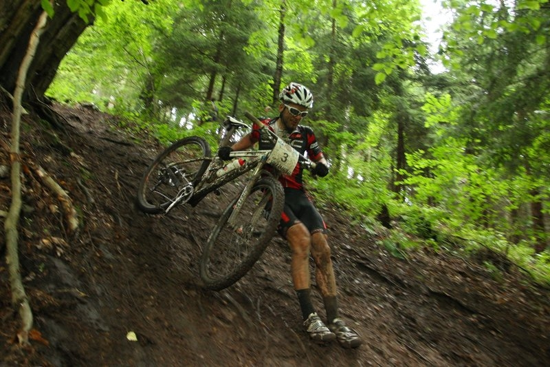 Specialized MTB Trilogy Broumovsko 2014