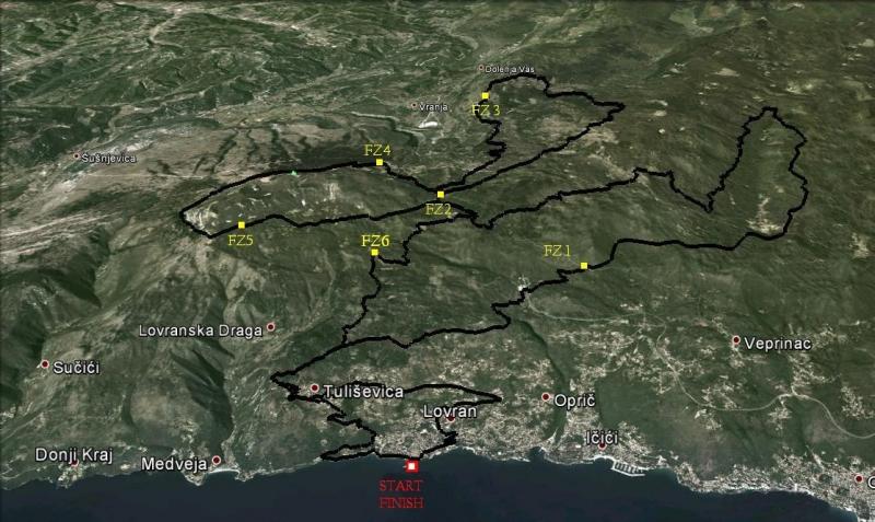 ucka maraton 2013 trasa