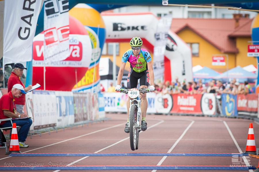 lotto poland bike marathon kozienice adrian jusiński sante bsa tour