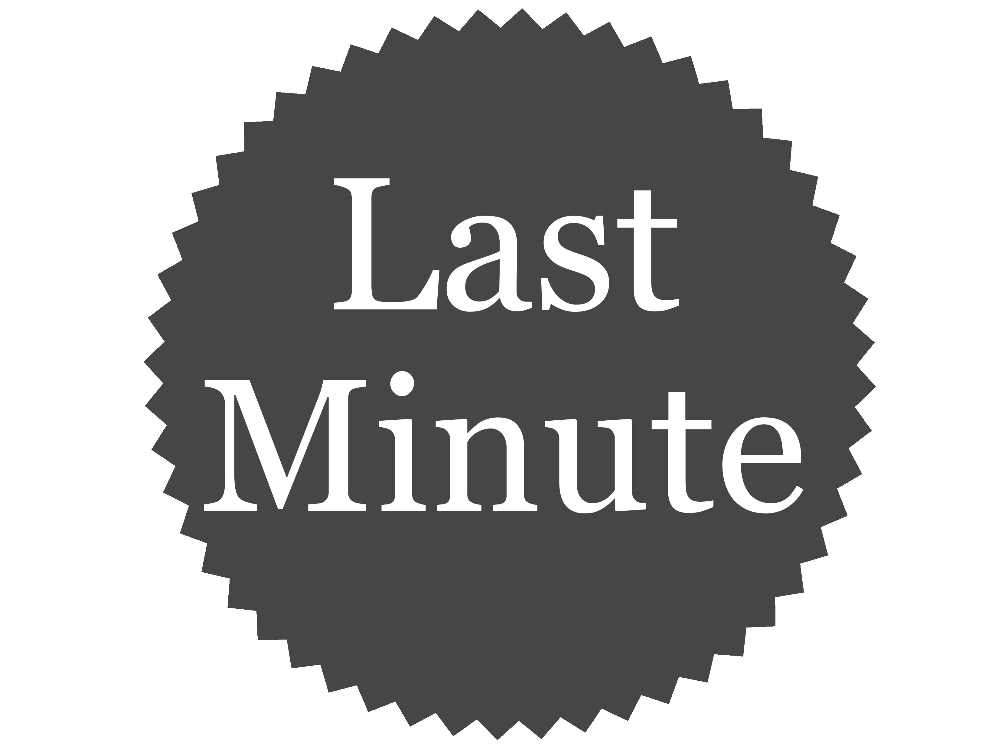 Kalendarzowy updejt – last minute