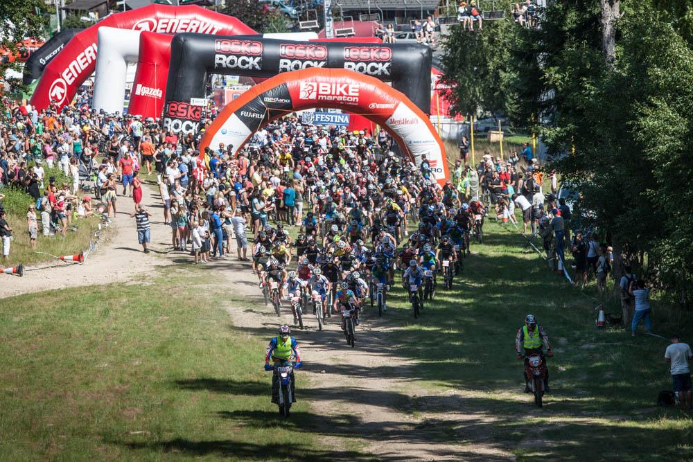 bike maraton szklarska poręba 2013