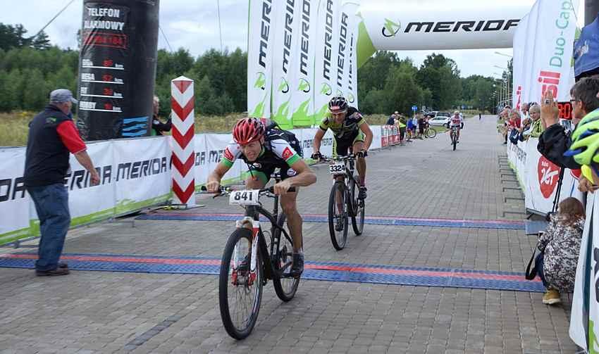 mazovia mtb gołdap artur korc algida kross centrum rowerowe olsztyn paweł baranek mbike retro team