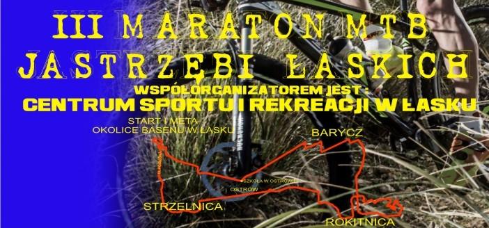 iii maraton mtb jastrzębi łaskich
