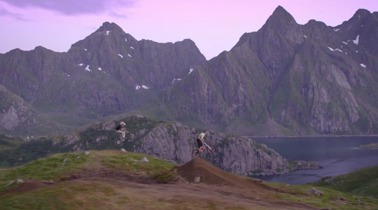 Lines of Lofoten [wideo]
