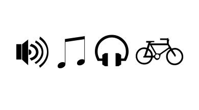 muza na rower
