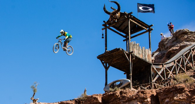 Red Bull Rampage, czyli MTB made in USA
