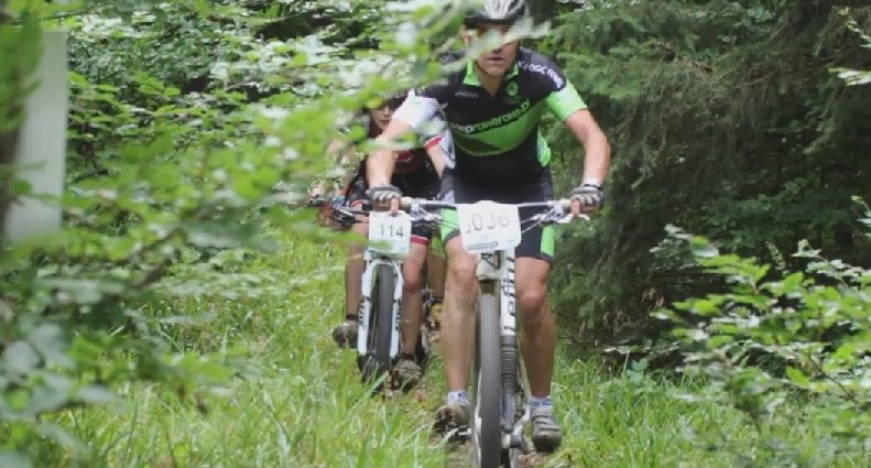 Sudety MTB challenge 2013 official movie [wideo]