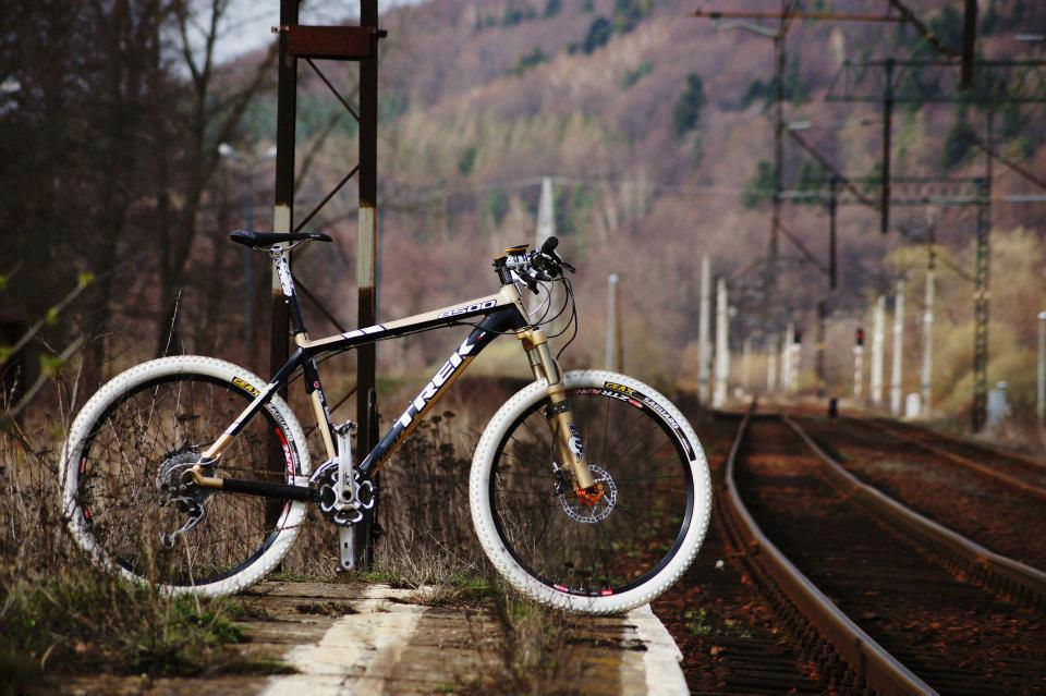 trek rower fotografowanie roweru