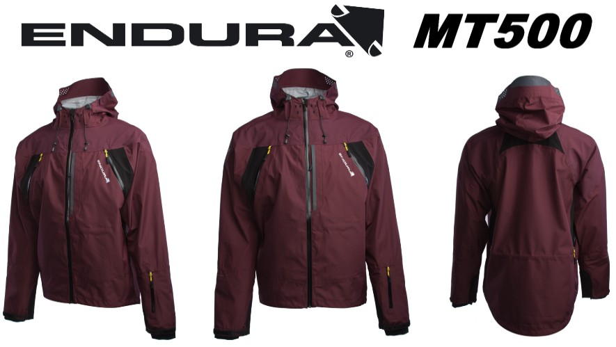 Kurtka z kapturem – Endura MT500