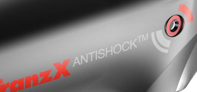 TranzX AntiShock – mostek z ugięciem?