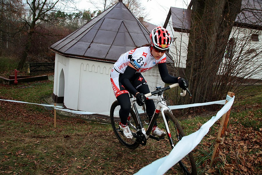tereza hurikova - specialized team xc - bryksy cross - gościęcin