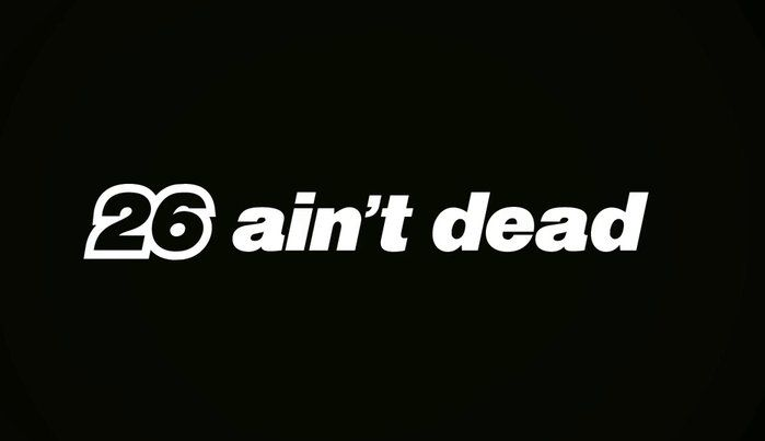 #26aintdead [wideo]