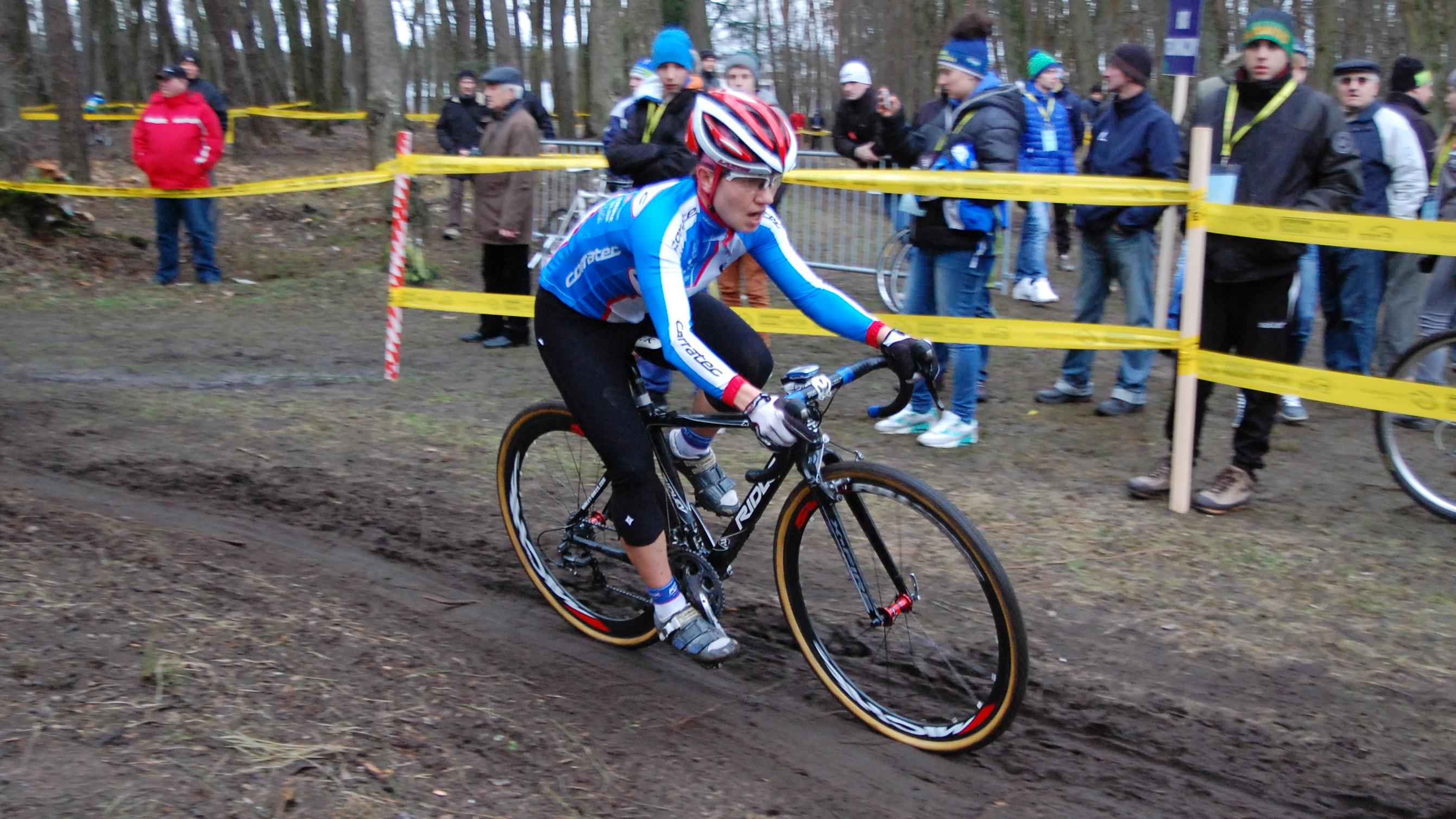 Magdalena Hałajczak (Euro Bike Kaczmarek Electric): forma będzie rosła