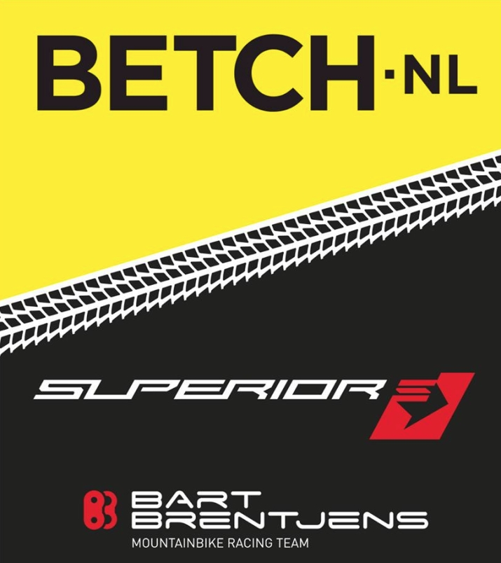 betch.nl superior bart brentjens mtb team logo