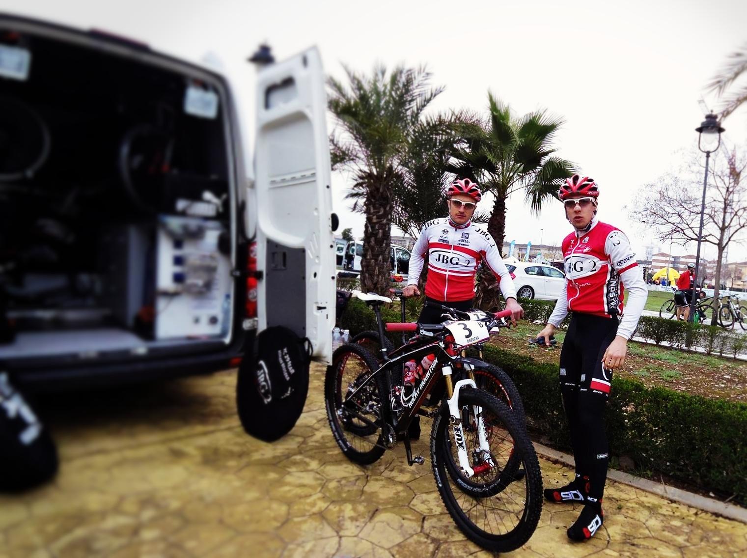 Andalucia Bike Race, raport. (dzień 4 i 5)