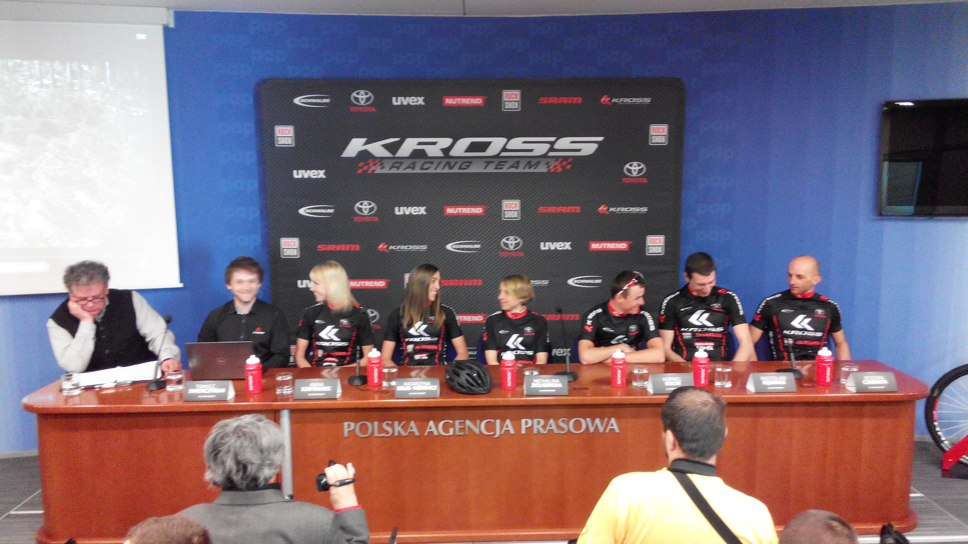 Kross Racing Team celuje w Rio!