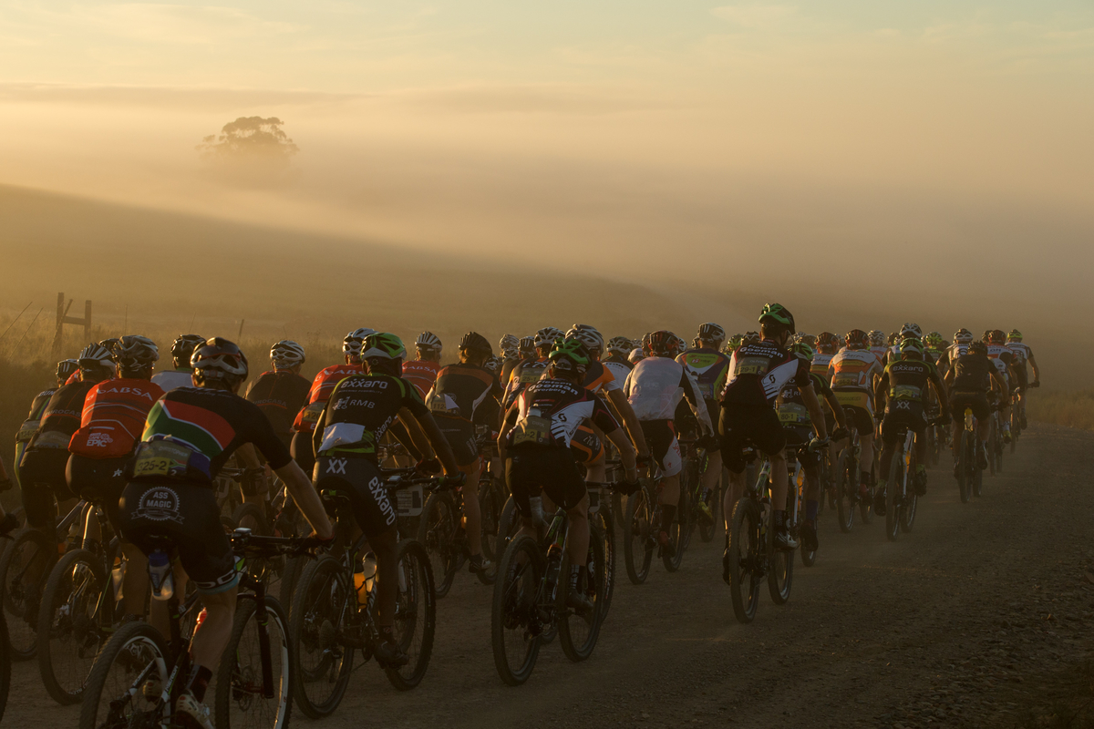 Absa Cape Epic 2014 Stage 5 Greyton to Elgin