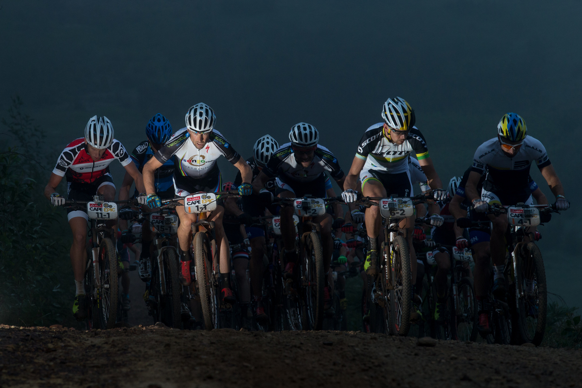 Absa Cape Epic 2014 Stage 6 Elgin