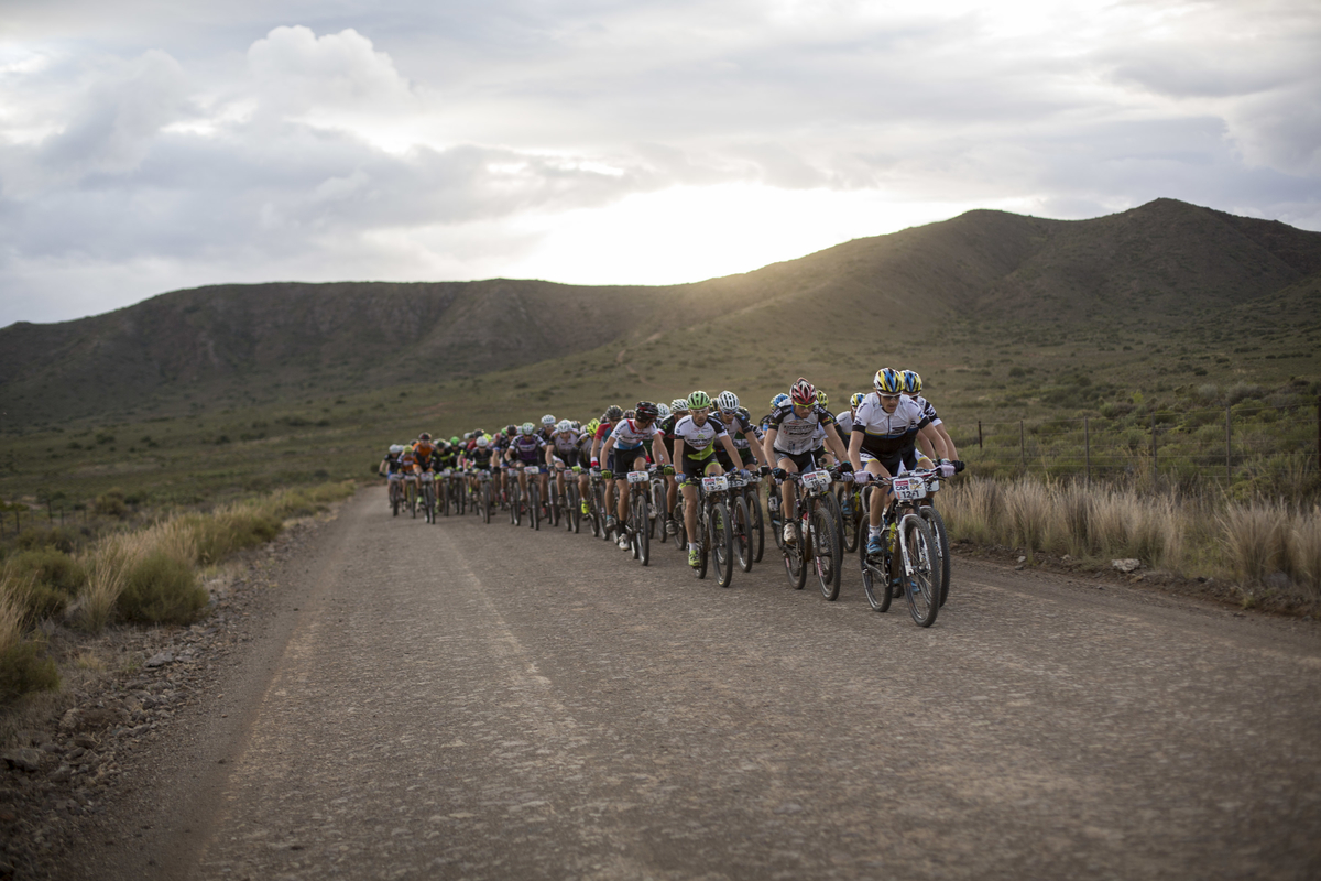 Absa Cape Epic 2014 Stage 3 Robertson to Greyton