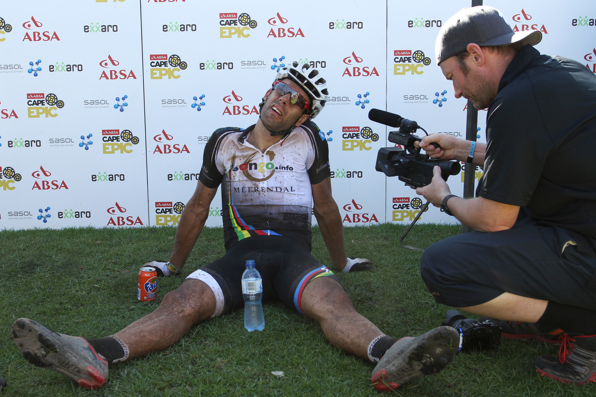 Szósty etap ABSA Cape Epic – Scott Odlo znów najszybsi
