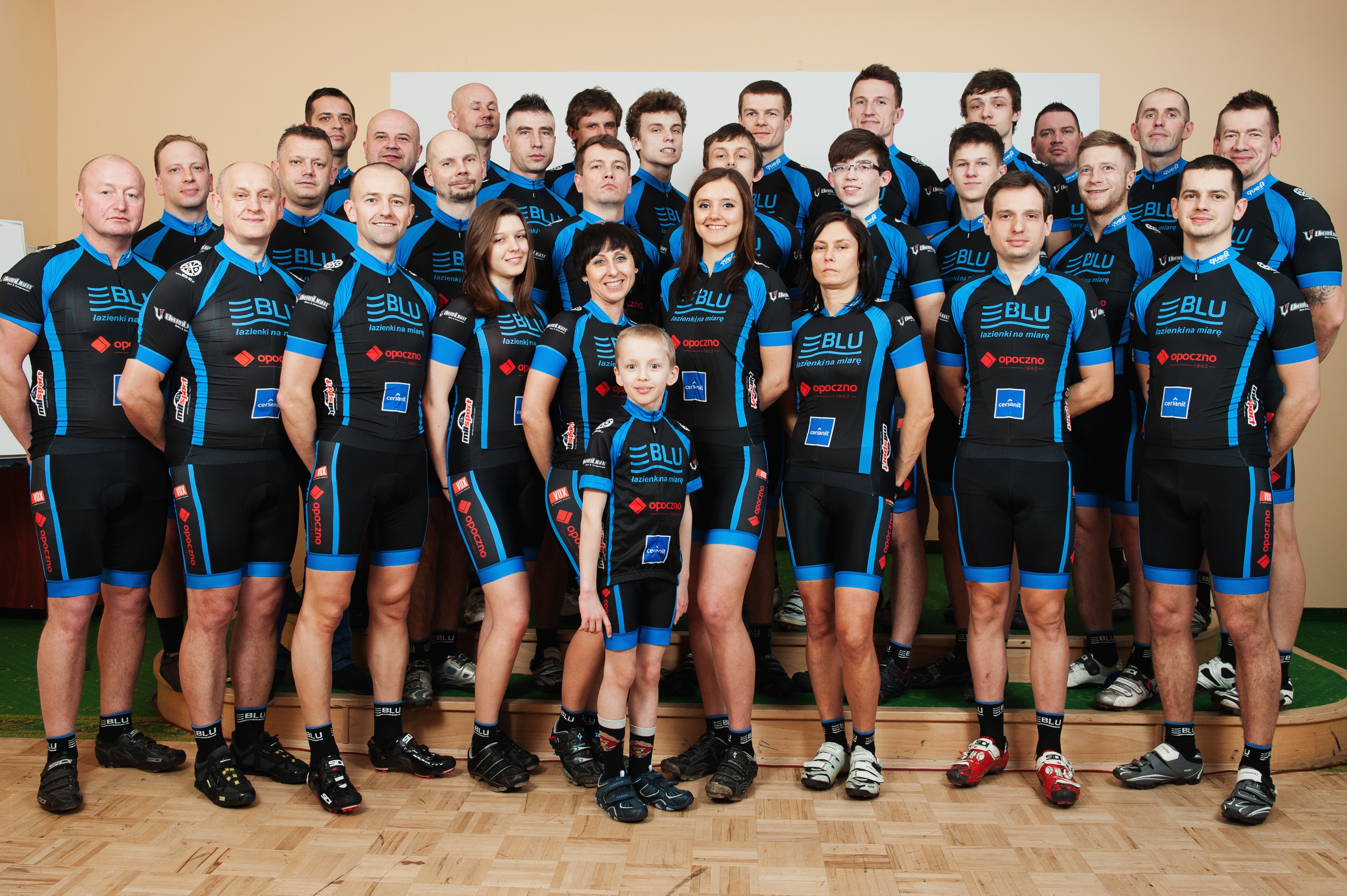 Spotkanie organizacyjne BLU Cersanit Team Refleks