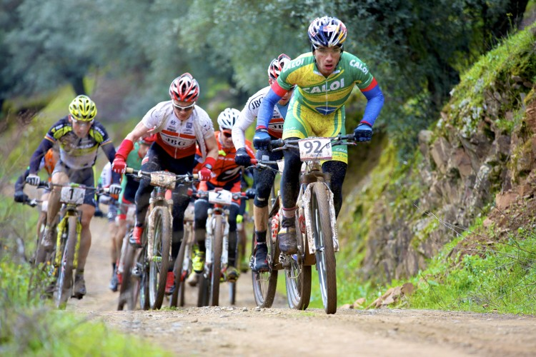 andalucia bike race 2014 adrian brzózka bartłomiej wawak jbg2