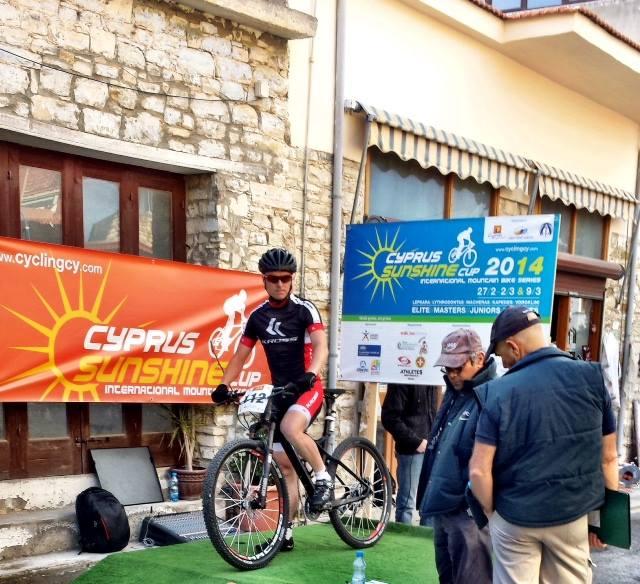 cyprus sunshine cup kornel osicki kross racing team start