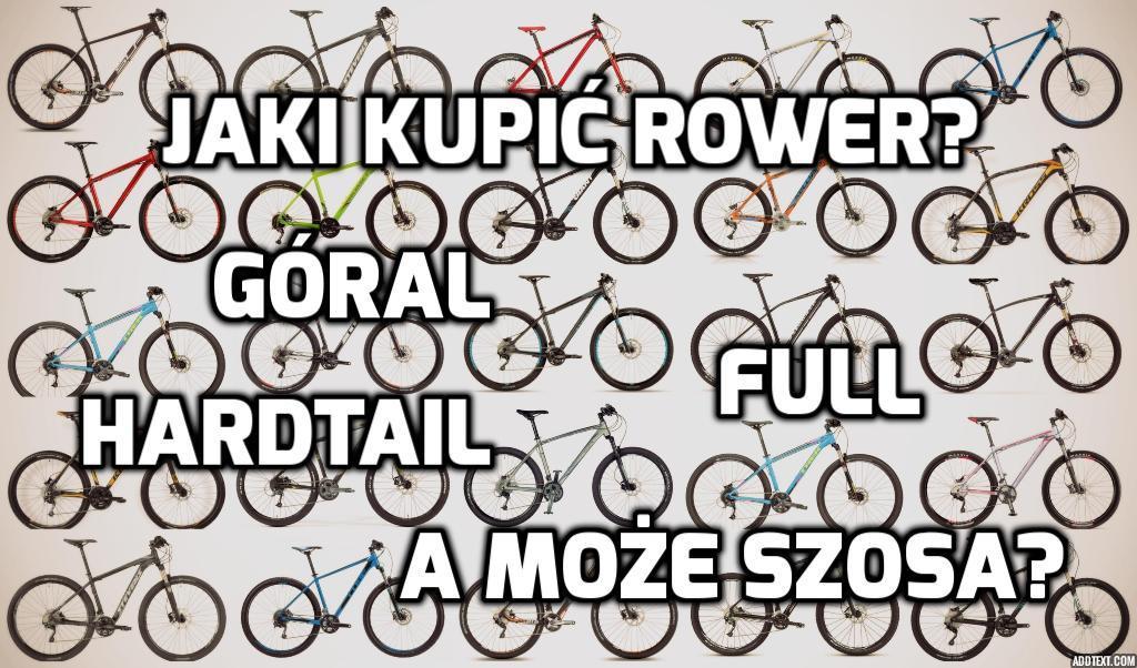 Jaki kupić rower? [zestawienia]