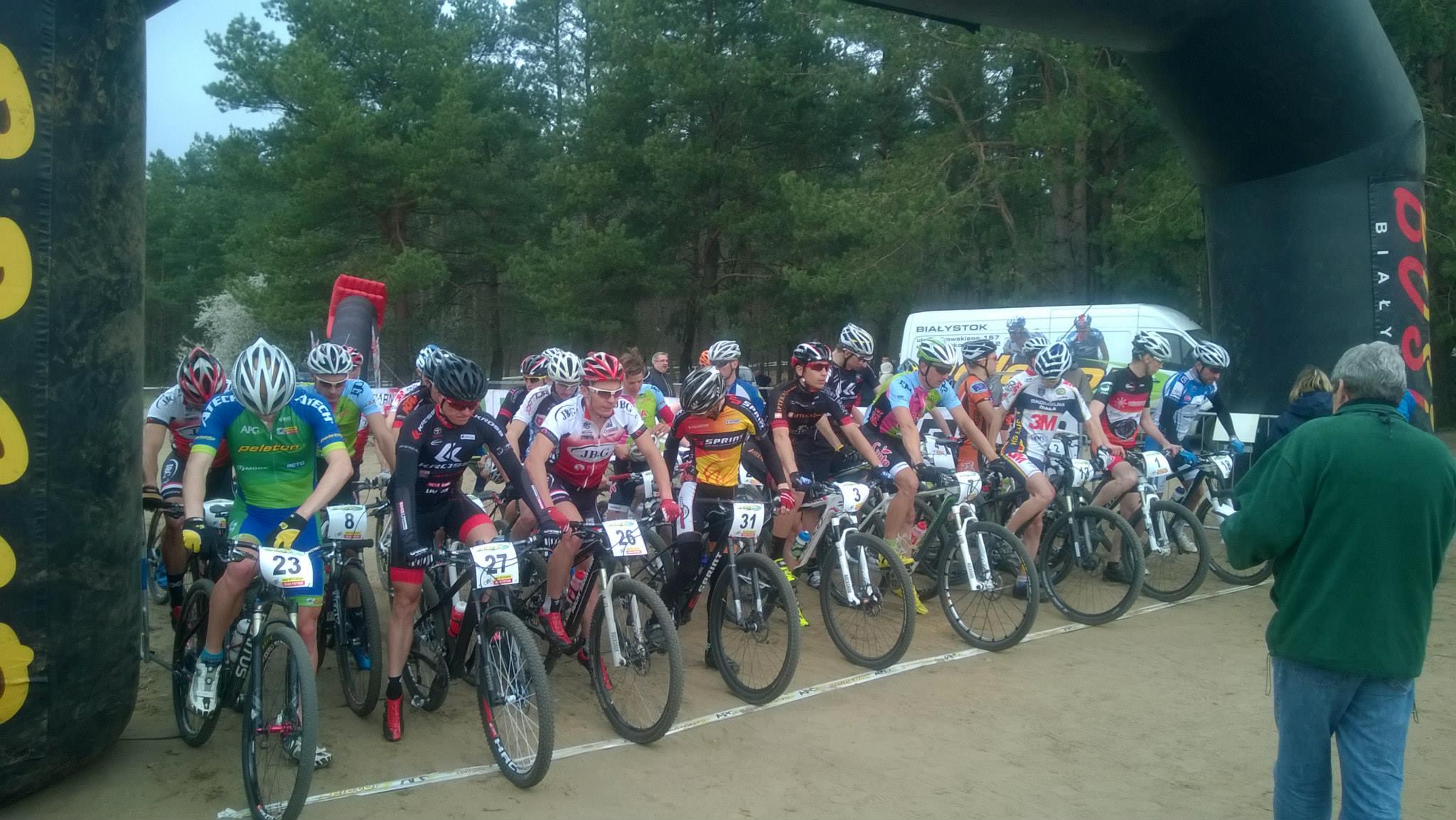 kornel osicki bartłomiej wawak jbg2 kross racing team piotr konwa 4f racing team