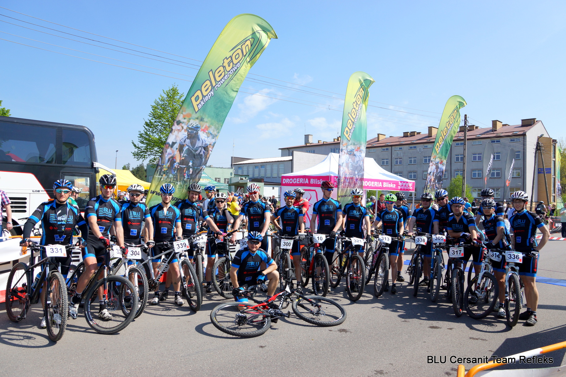 BLU Cersanit Team Refleks wygrywa na Podlasiu!